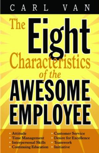 Eight Characteristics of Awesome Employee