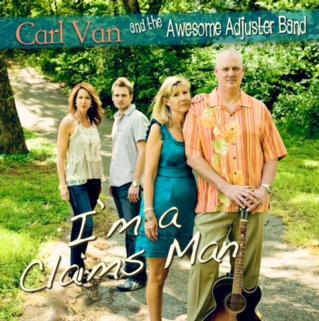 I'm a Claims Man- Music CD