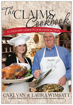 The Claims Cookbook - Softcover